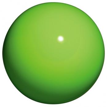 Мяч гимнастический однотонный 18,5см
