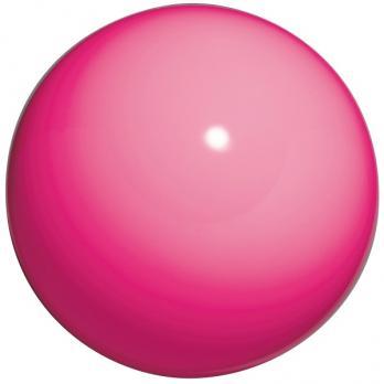 Мяч гимнастический однотонный 17см