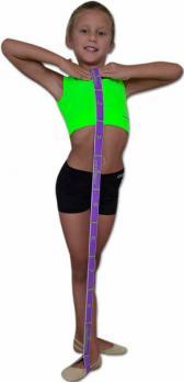 Жгут для растяжки всех групп мышц сеньор с петлями