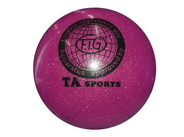 Мяч гимнастический юниорский 15-16см TA Sports
