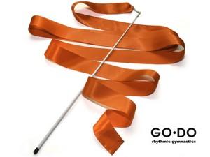 Лента гимнастическая 6м с палочкой GO-DO