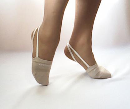 Полупальцы-носочки Praslov